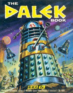 The Dalek Book (Souvenir and Panther, September 1964)