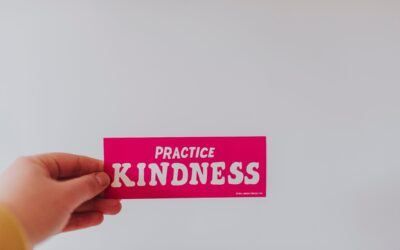 Kindness Counts: Little Ways to Improve Mental Health (Yours and Others') with Kindness