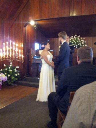 Nick & Sam's wedding