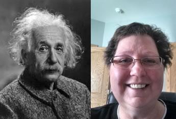 Einstein effect