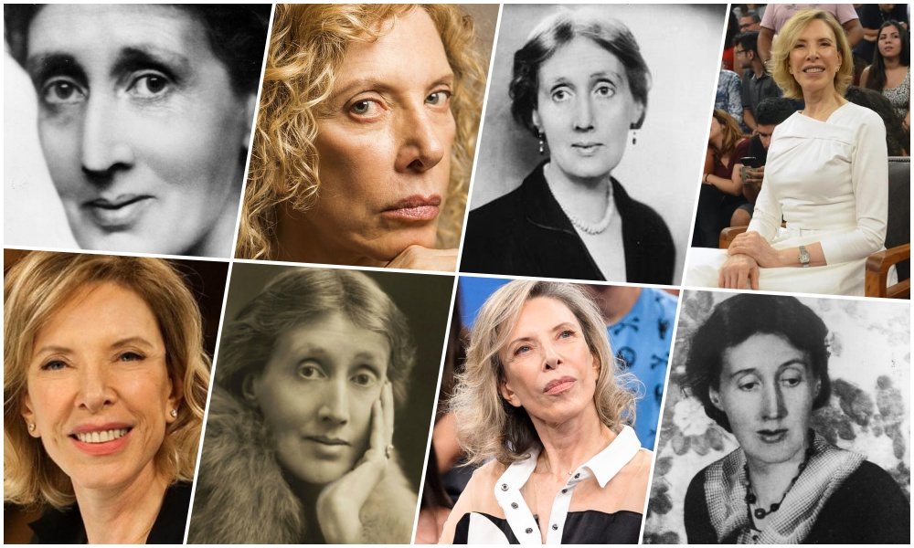 Marília Gabriela será Virginia Woolf