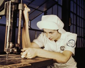 A factory worker