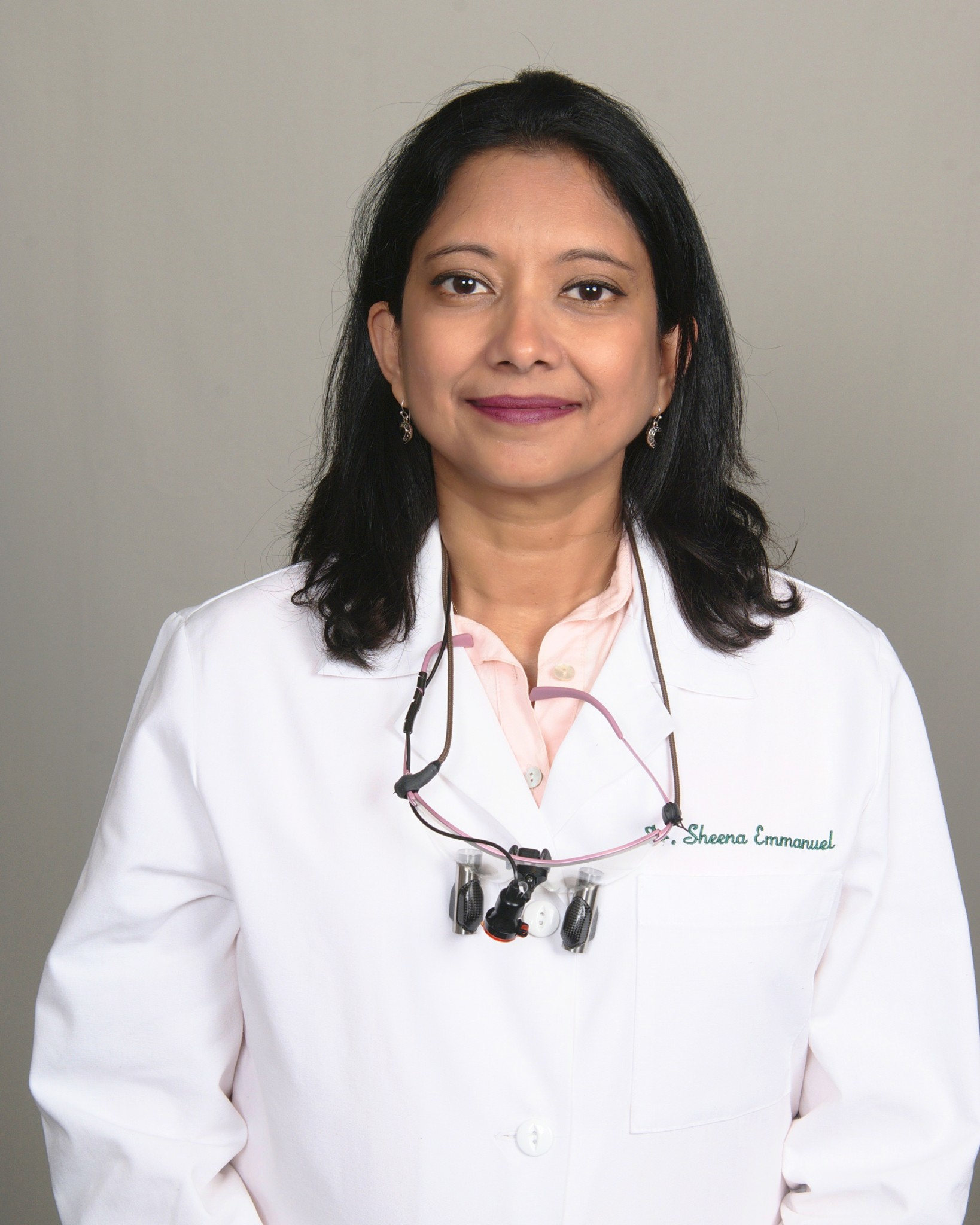 Dr. Sheena Emmanuel, DMD | American Dental Care of Harrisburg