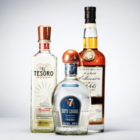 "Gear Patrol's ""13 Best Tequilas"""