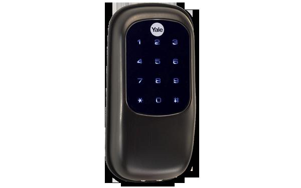 Key Free Touchscreen Deadbolt (YRD246)