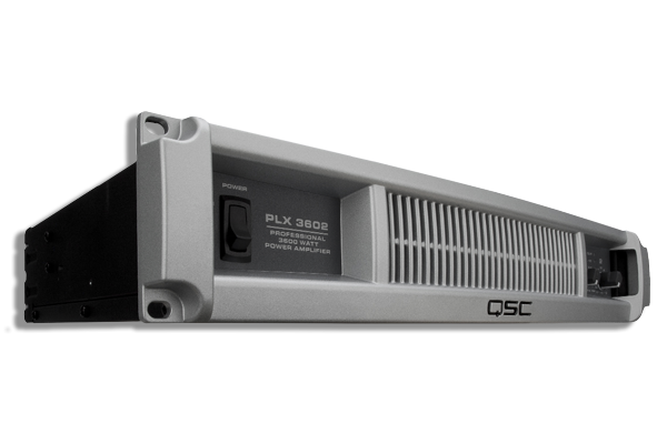 PLX3602 Low-Z Power Amplifier