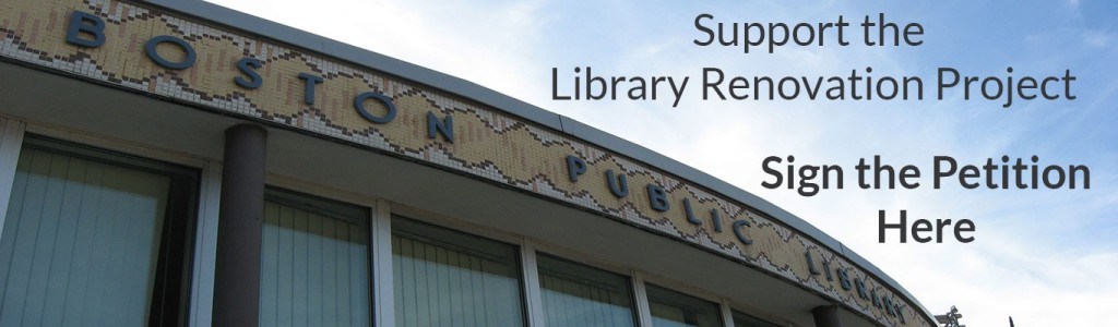 Roslindale Library Petition