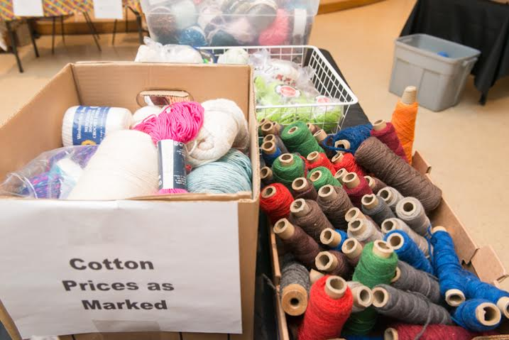 18 Yarn Sale 2015 Photos by Leise Jones Photography