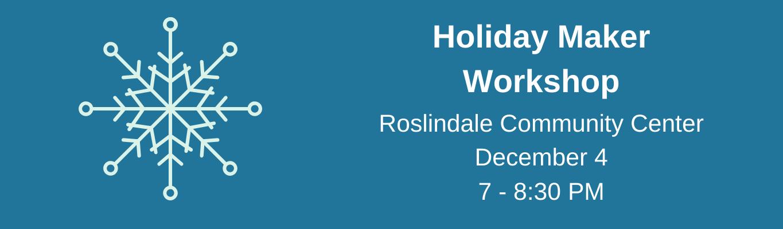 HolidayMakerWorkshopHeader