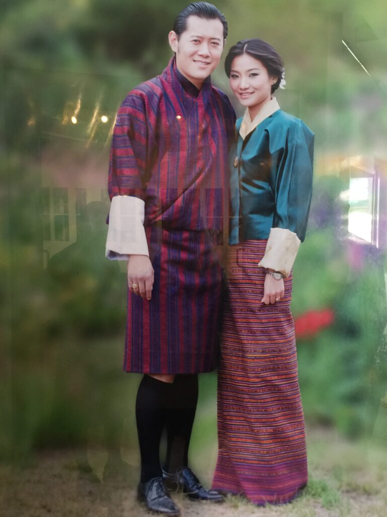 The beautiful royals of Bhutan