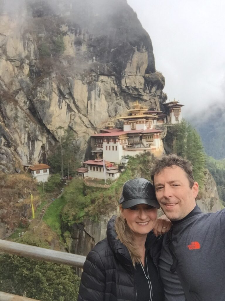 Travel to the Tiger's Nest in Bhutan