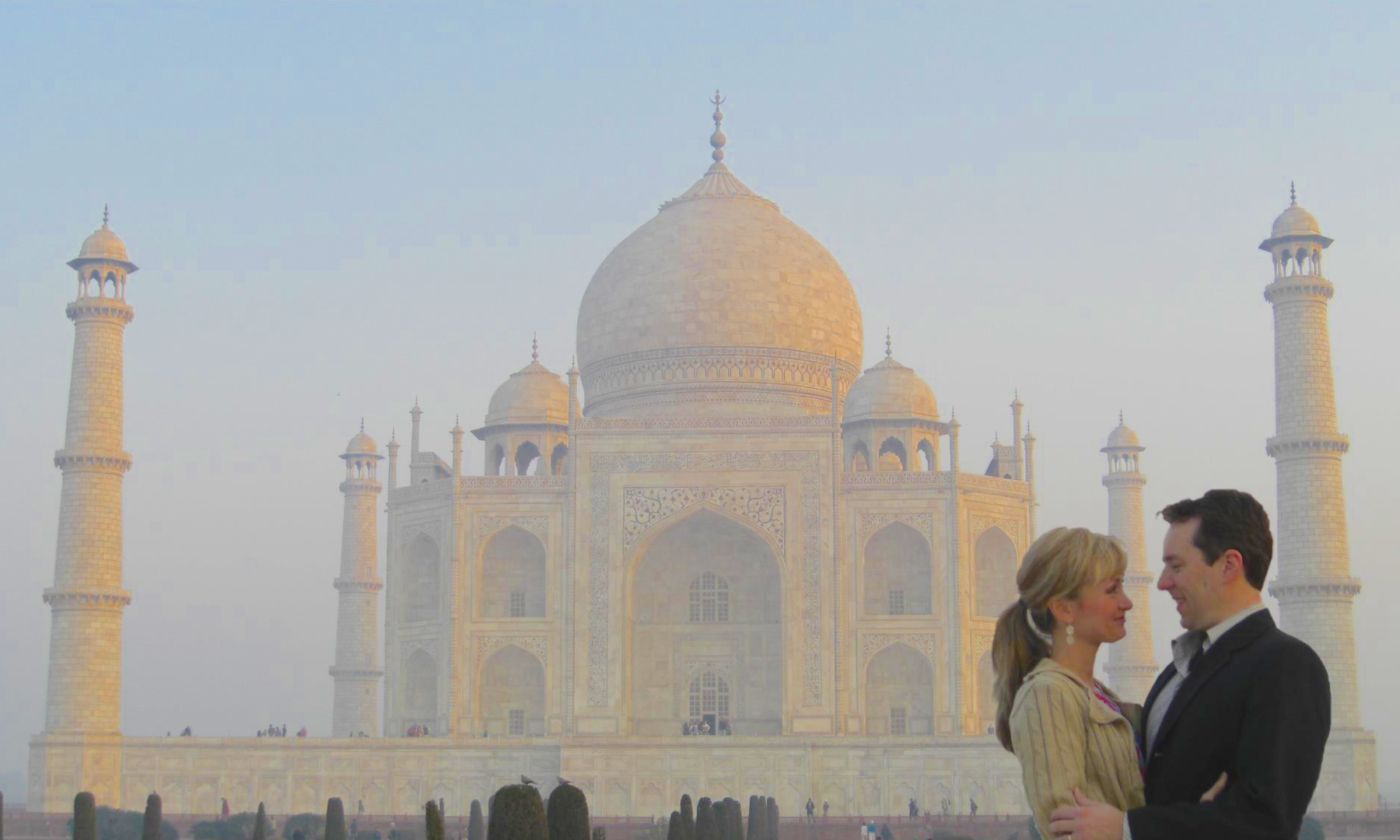 Taj Mahal travel when visiting India