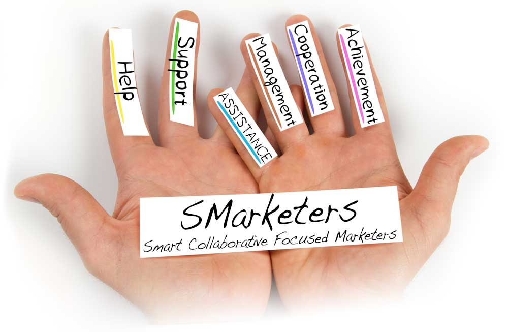 Public Speaking by Collaborative Focused Marketers