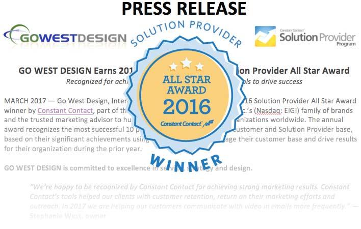 Press Release – All Star Award