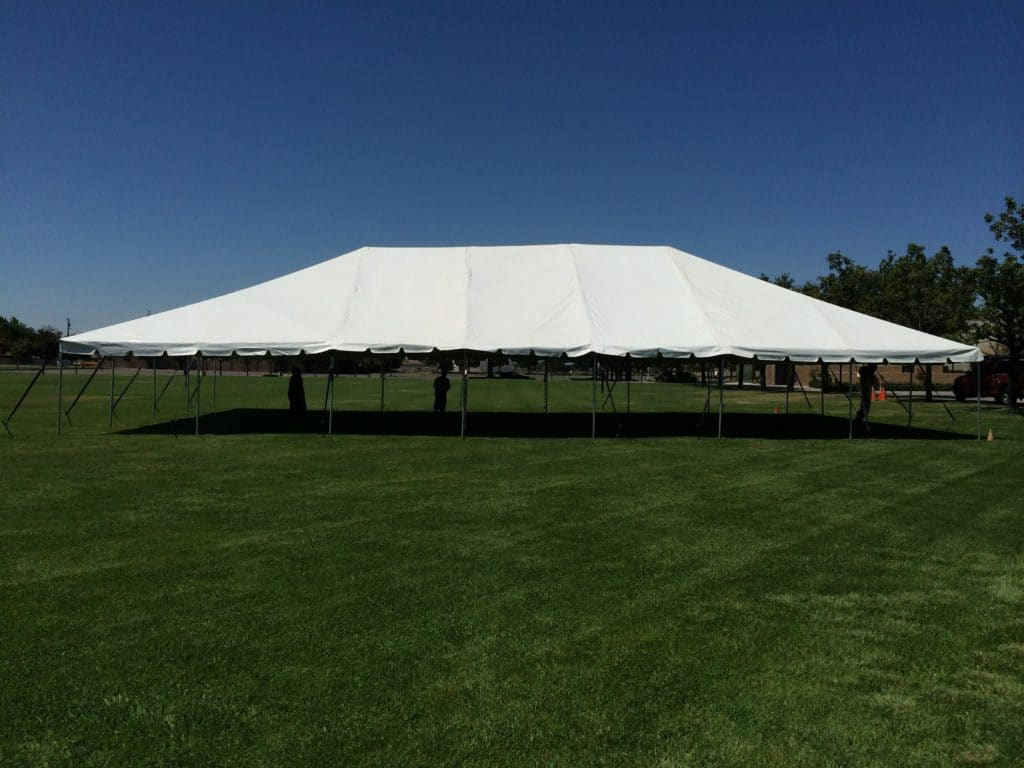 Elk Grove party and wedding tent rental