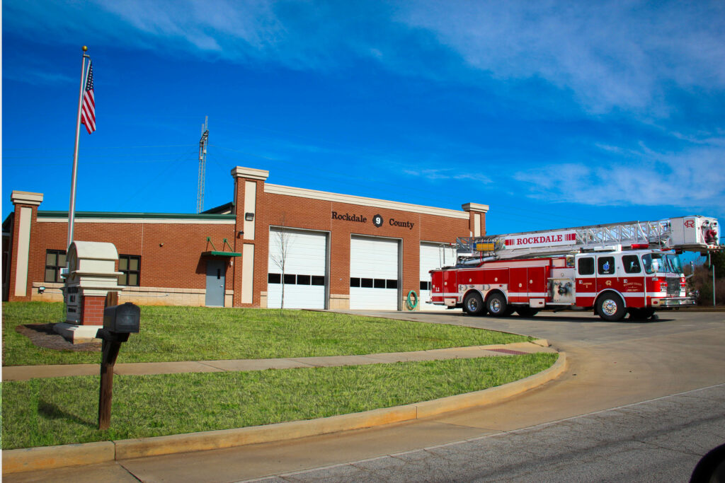 Fire & Rescue – Welcome to Rockdale County, Georgia!