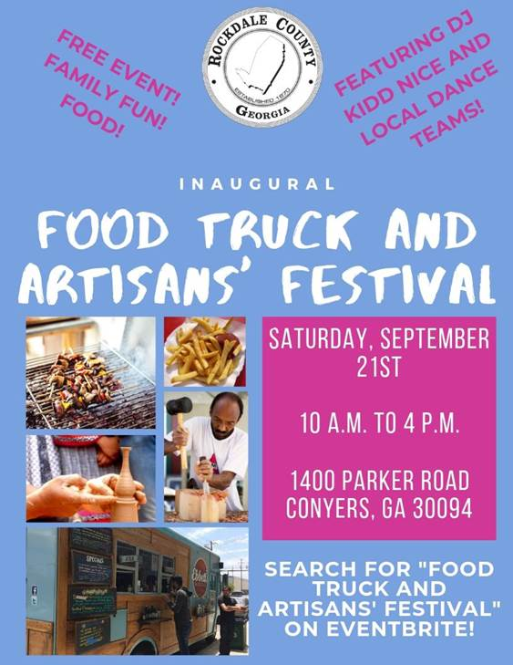 Inaugural Food Truck Festival