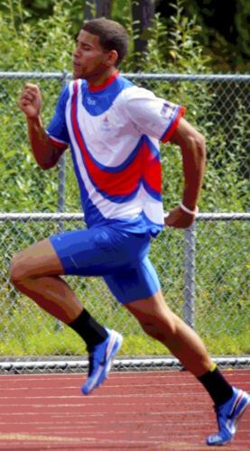 RIO Olympics training
