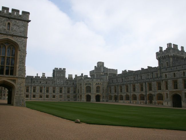 Windsor Castle State Apartments