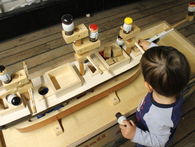 Family-Friendly London Museums - Cutty Sark