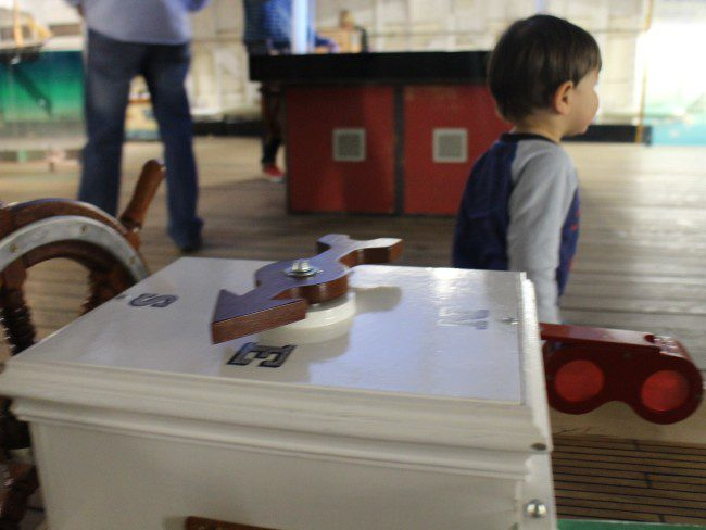 Cutty Sark Toddler Activities