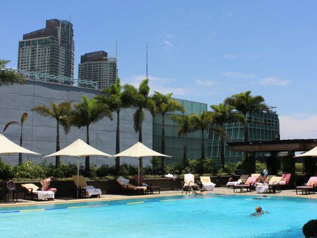 Makati Shangri-La Pool