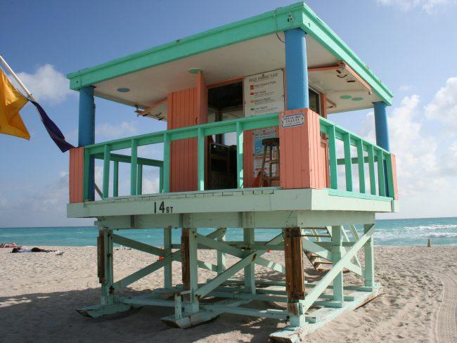 South Beach Lifeguard Station