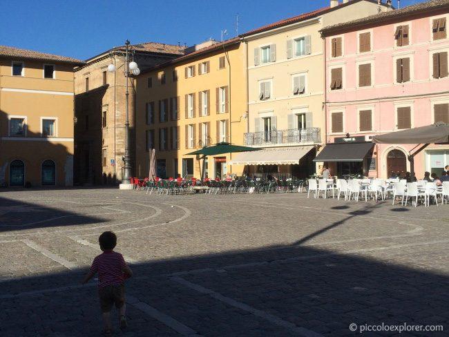Fano Main Square
