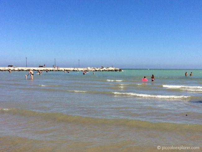 Fano Lido Uno Beach