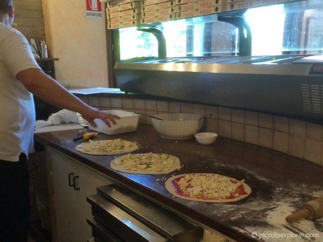 Antica Trattoria Pizza