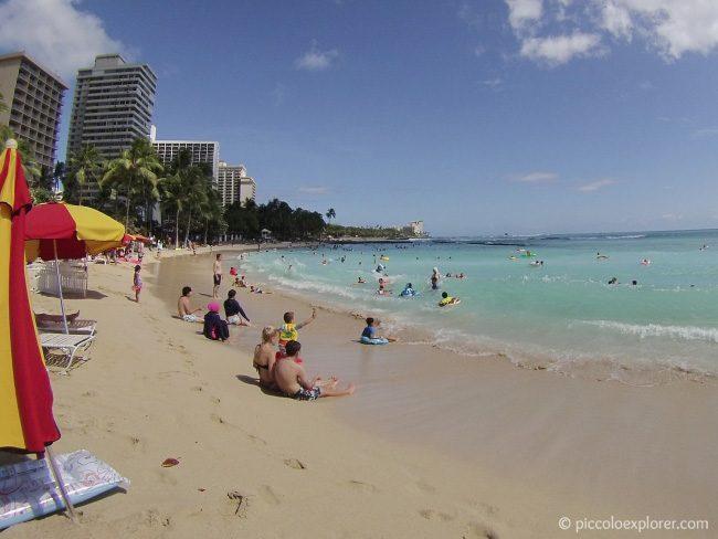 Kuhio Beach