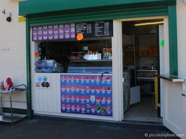 Meadows Cafe, Dukes Meadows Park, Chiswick