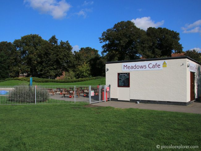 Meadows Cafe, Dukes Meadow Park, Chiswick