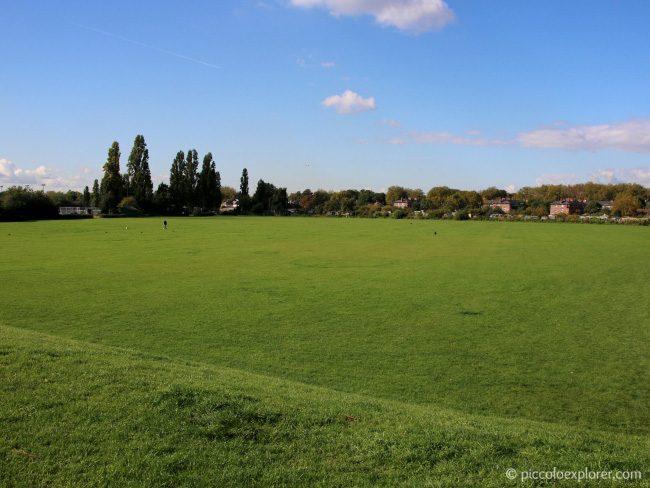 Dukes Meadows Park, Chiswick