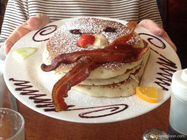 The Mission Restaurant Mission Beach San Diego Pancakes