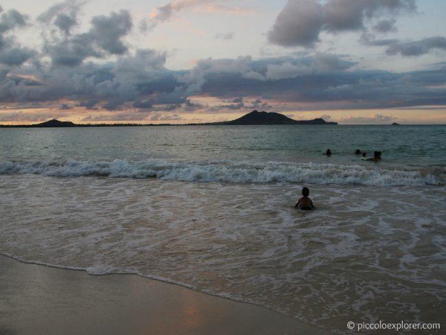 Kailua Beach Windward Oahu Hawaii