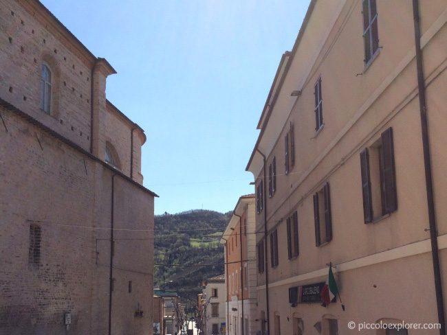 Fossombrone Italy