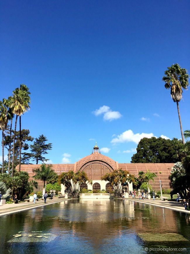 Balboa Park Botanical Building, San Diego