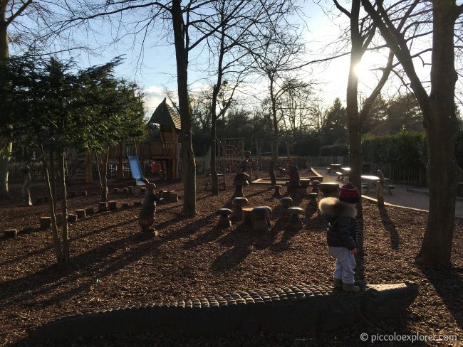 Storybook Playground at Cliveden National Trust