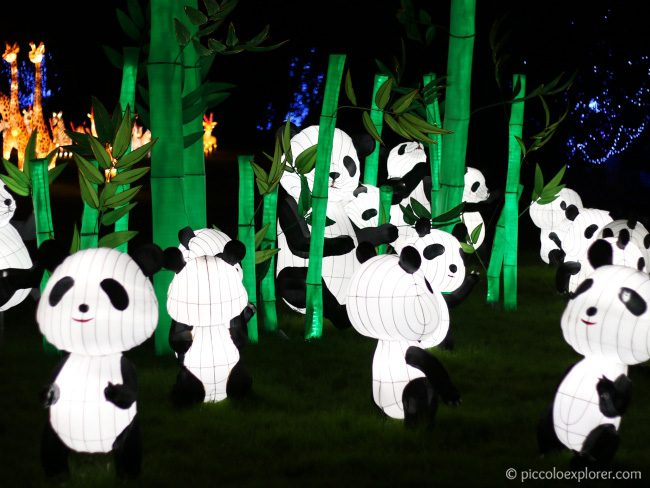 Magical Lantern Festival at Chiswick House