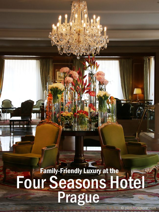 Hotel Review - Four Seasons Hotel Prague