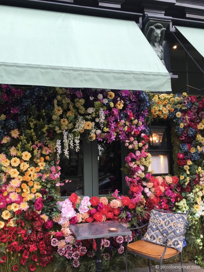 The Ivy Chelsea Garden Flower Wall