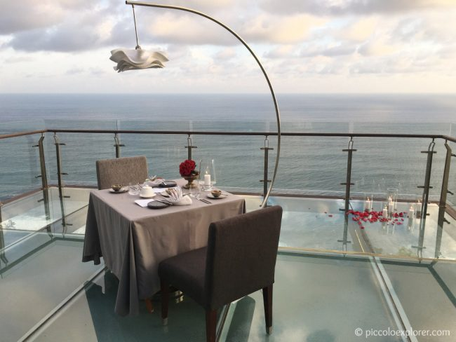 Dinner for Two at Tirtha Dining, Uluwatu