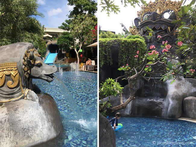Padma Resort Legian Kid's Pool