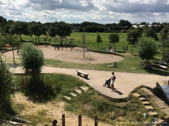 Duke Meadows Playground, Chiswick