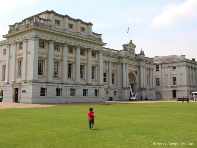 Family-Friendly London Museums - National Maritime Museum