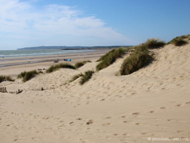 Camber Sands Beach, East Sussex