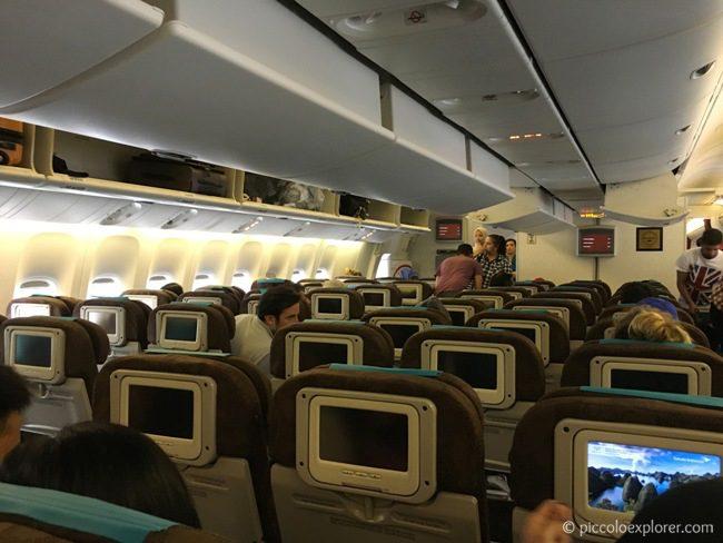 Flying with Kids - Garuda Indonesia
