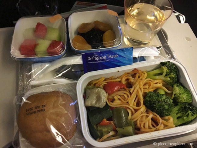 Vegetarian Meal - Garuda Indonesia