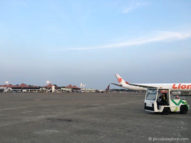 Jakarta Soekarno-Hatta International Airport